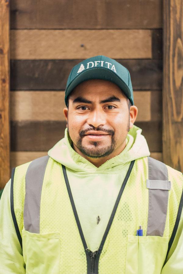 Carlos - Delta Landscape Maintenance Supervisor